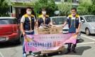 여명클럽 에어컨 기증 및 무더위 삼계…
